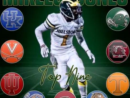 3-star ATH Mikeece Jones Talks Top Schools