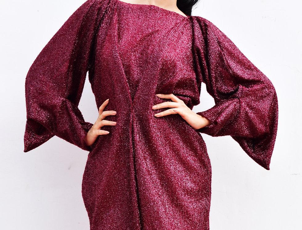 Shimmer C Dress