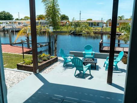 New Property: Waterfront Duplex in Hudson, FL
