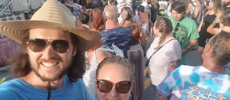Hippie Fest & Bayou Bistro