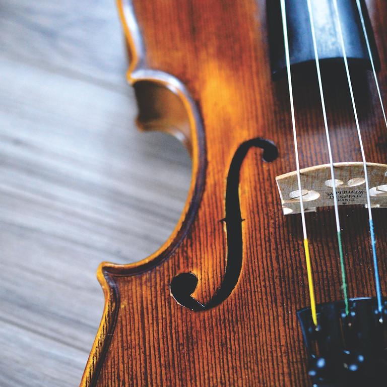 Elsie Sterrenberg String Scholarship Competition