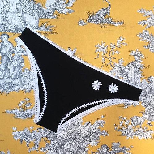 Louise bikini in black