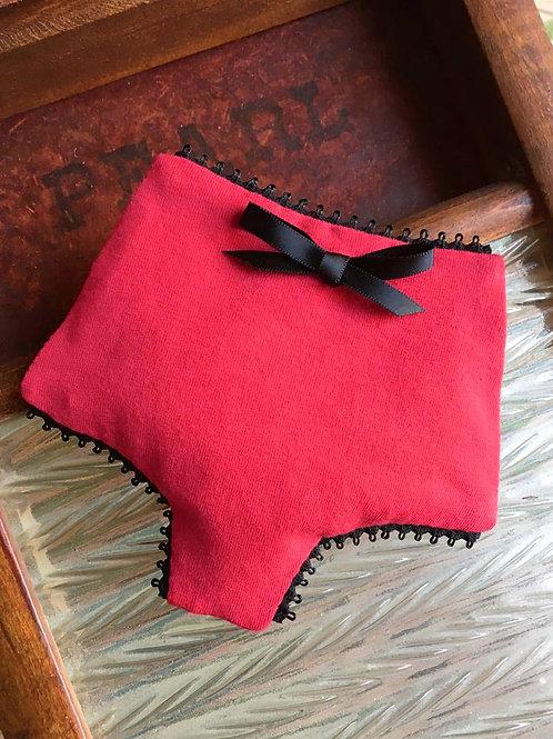Dorothy sachet in red