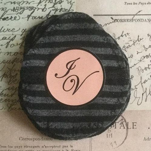 Makeup Remover Pads in stripe 10 pk