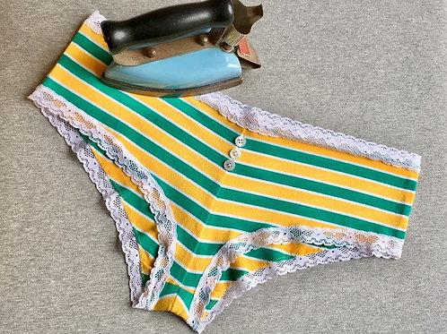 Ernie panties in multi stripe