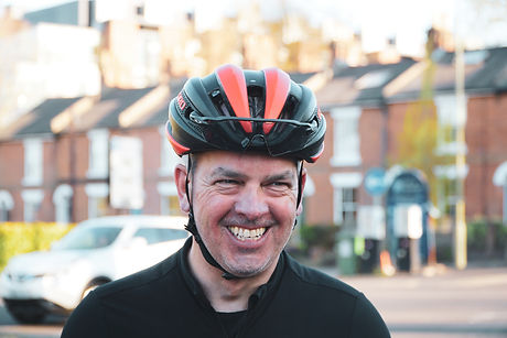 Mark James Wild Cycles Ride Leader