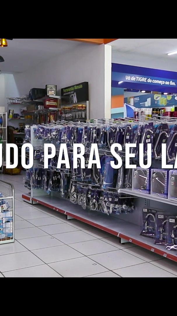 Vídeo comercial MEGA CONSTRUÇÕES