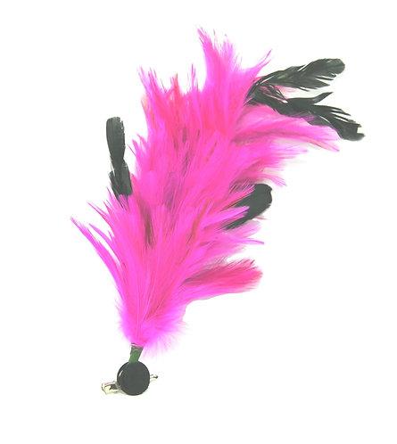 Feather Stick Fascinator - Multiple Colors