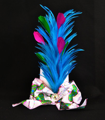 Dreamy Ornament Multi Mini Top Hat