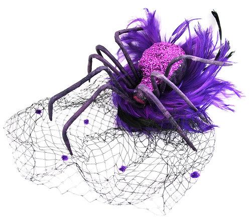 Spider Birdcage - Purple w/ Purple