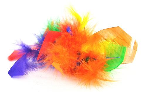 Rainbow Chandelle Hair Clip