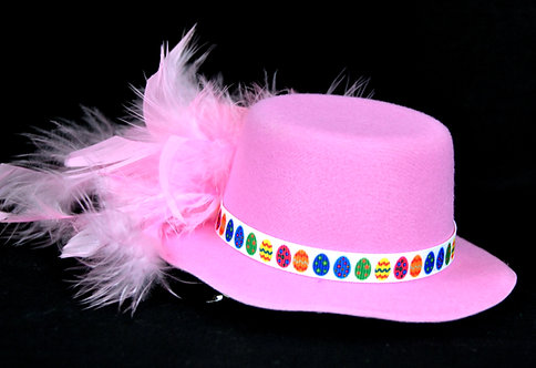 Easter Egg Bowler - Pink
