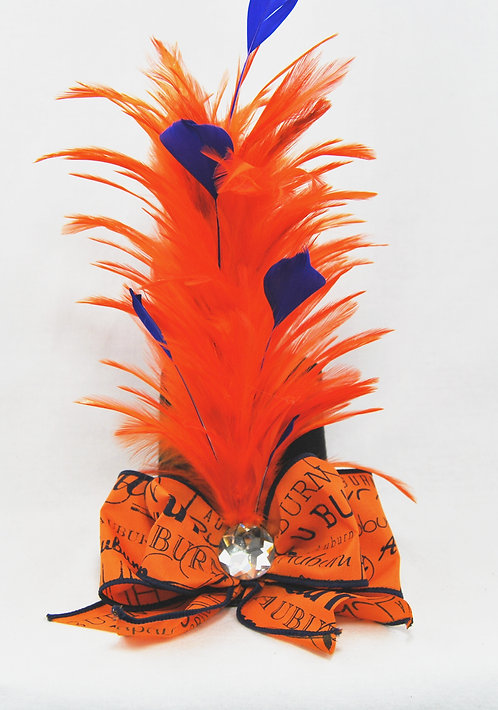 Auburn Mini Top Hat