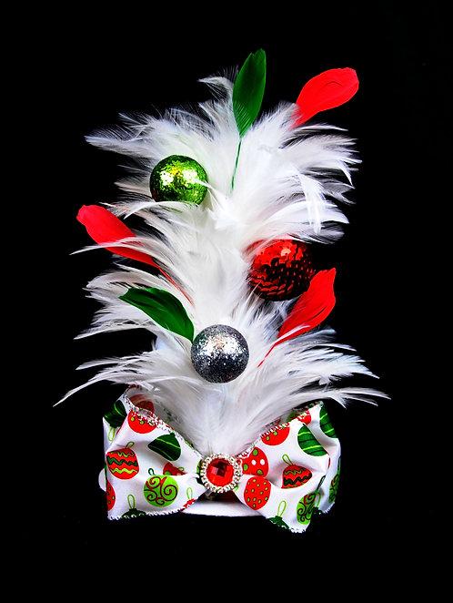 Holiday Ornaments Mini Top Hat