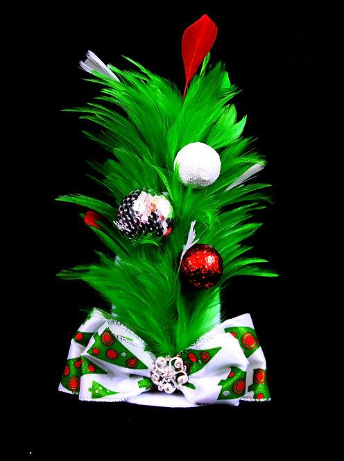 Merry Tree Mini Top Hat