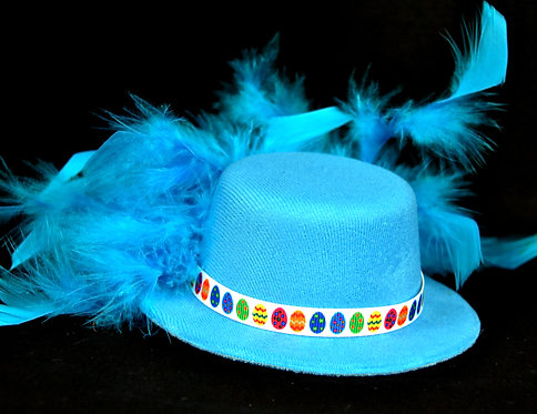 Easter Egg Bowler - Light Blue