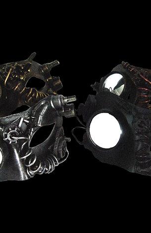 Optical Steampunk Mask