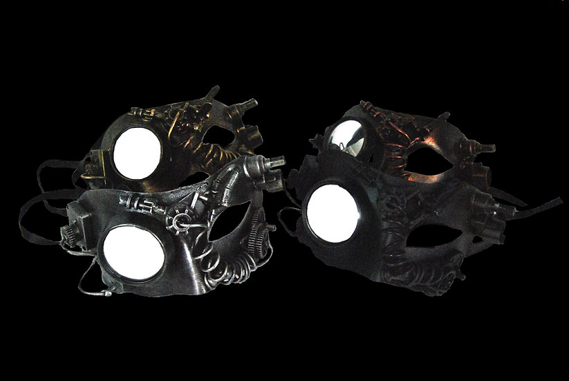 Optical Steampunk Mask