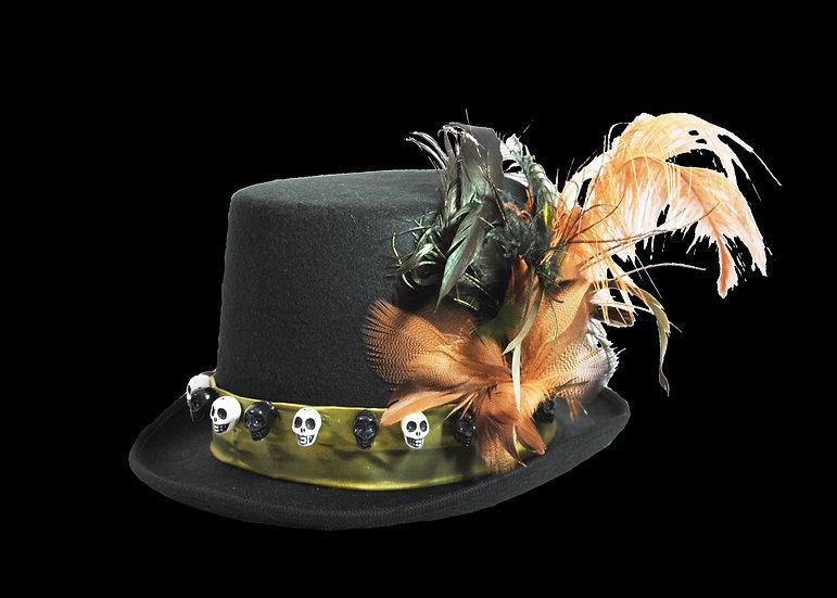 VooDoo Themed Top Hat