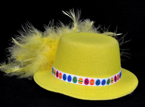Easter Egg Bowler - Yellow