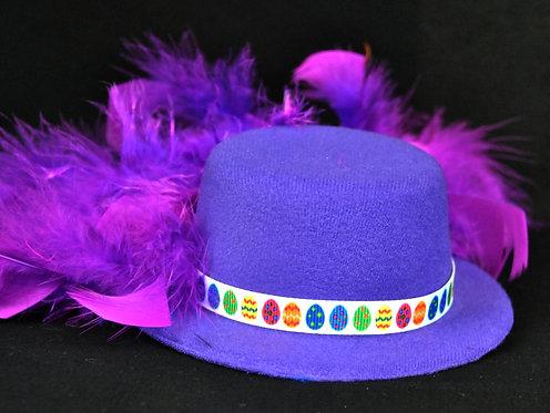 Easter Egg Bowler - Purple