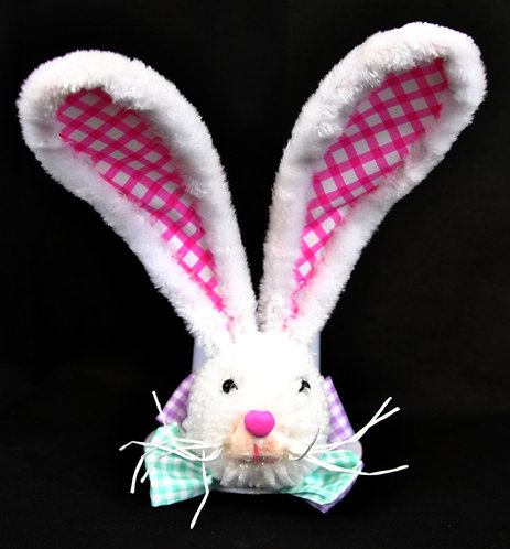 Spring Easter Bunny Mini Top Hat