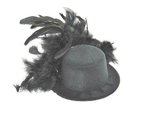 """5"""" Chandelle Mini Hats - Multiple Colors"""
