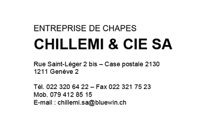 CHILLEMI & CIE SA / TEAM