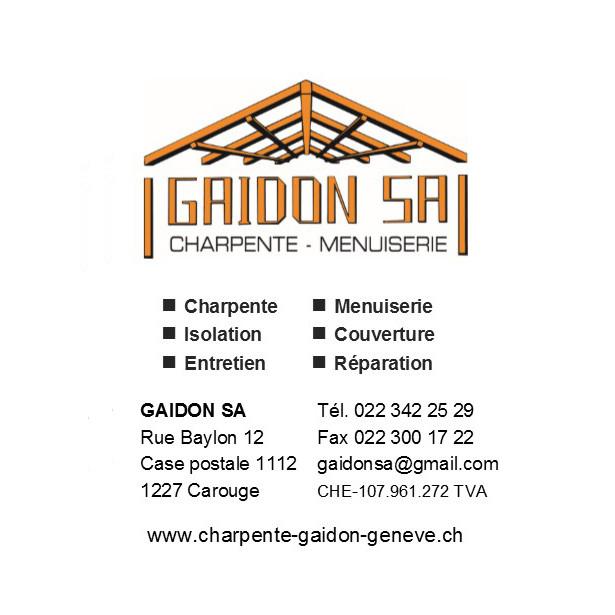GAIDON SA