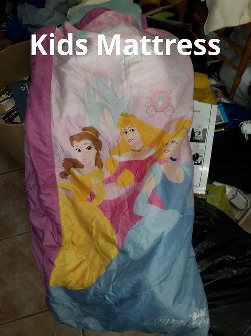 Kids Mattress - blow up bed