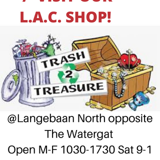 LAC SHOP OF TREASURES! (One of our main funding opportunities)