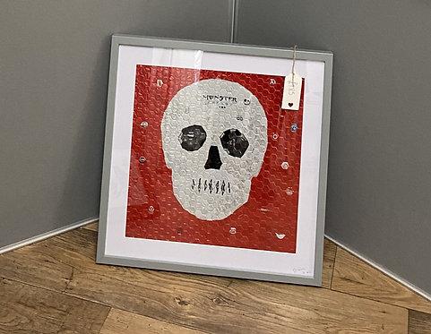 Skull by David Wren
