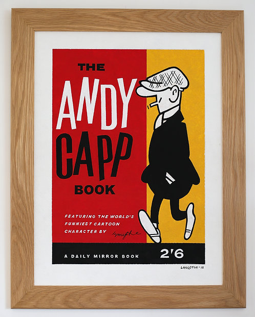 AnAndy Capp by Martin Langston