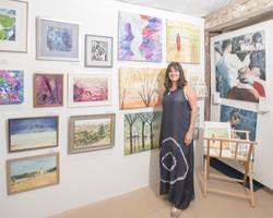 Linda Lipinski:  Artist and Sculptor