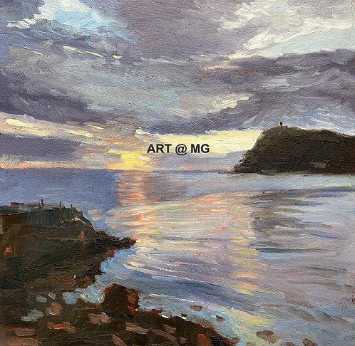 Port Erin by Pauline Hazelwood