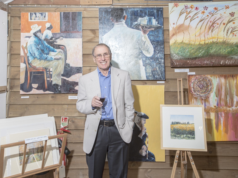 Michael Cull:  Artist