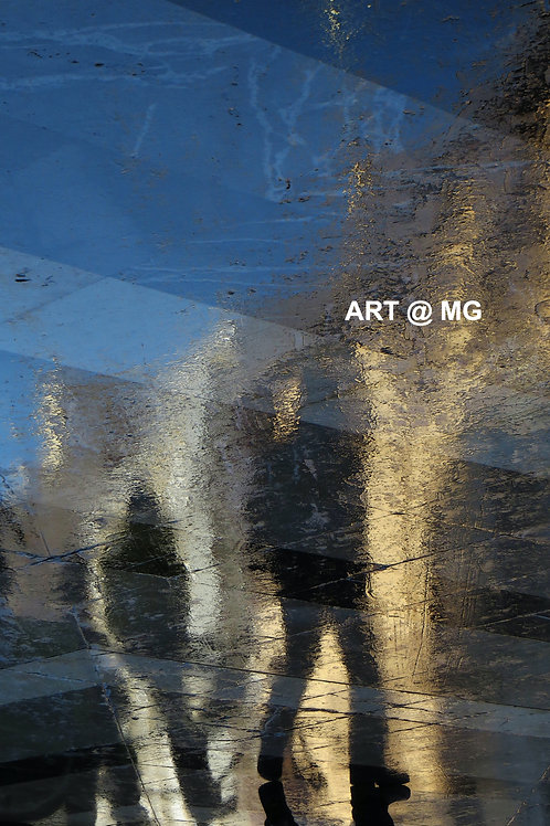 A Reflection in Valencia II - Limited Edition Giclee Print