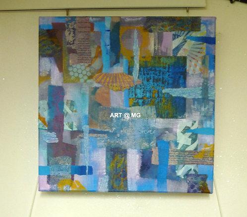 Abstract (6) by Maureen Masterman.