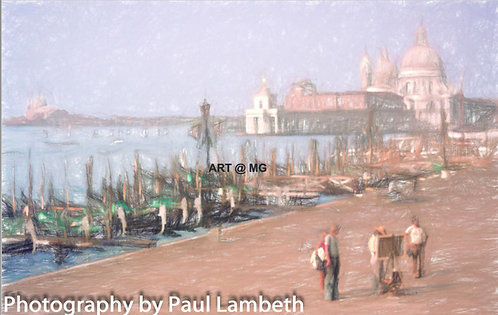 Venice by Paul Lambeth