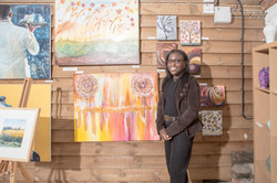 Freda Lade: Artist