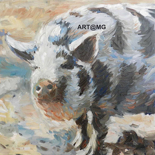 The Pig by Pauline Hazelwood