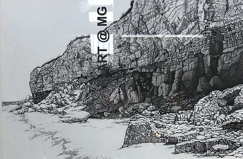 The Face 2, Cliffs at Hunstanton, Norfolk