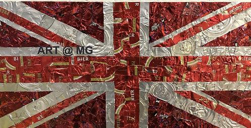 Flag for a bull - by Martin Langston.