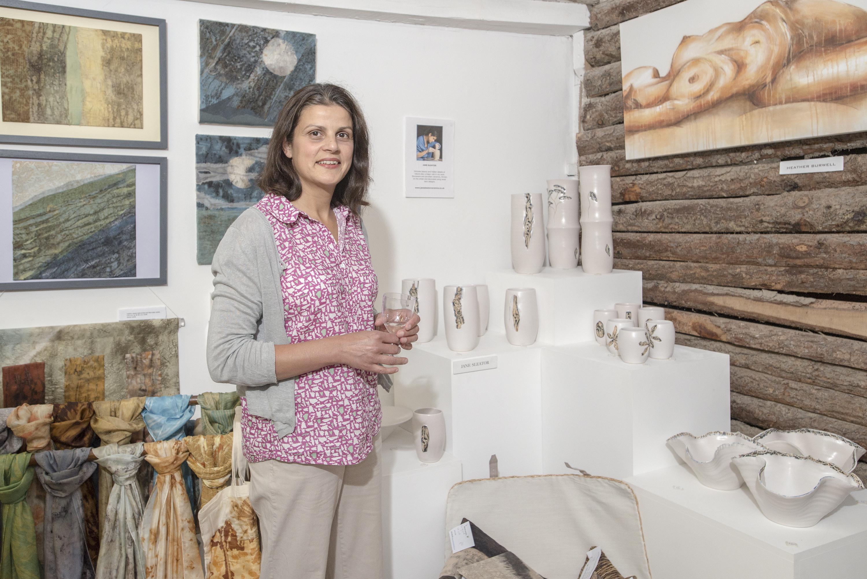 Jane Sleator: Ceramic artist