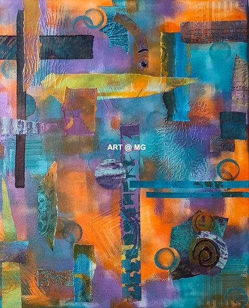 Abstract by Maureen Masterman.