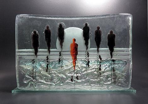 The Liquid Mirage by Teresa Chlapowski