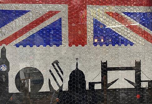 London View by David Wren