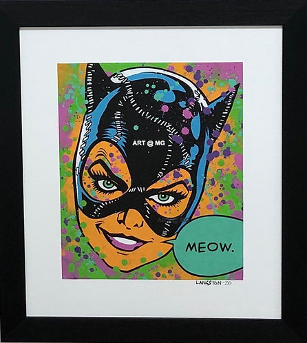 Meow by Martin Langston