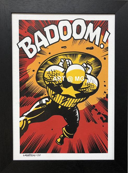 'Badoom' by Martin Langston
