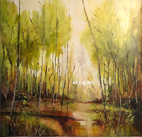 A Walk in the Woods by Heather Miller.